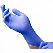 دستکش نیتریل بدون پودر
